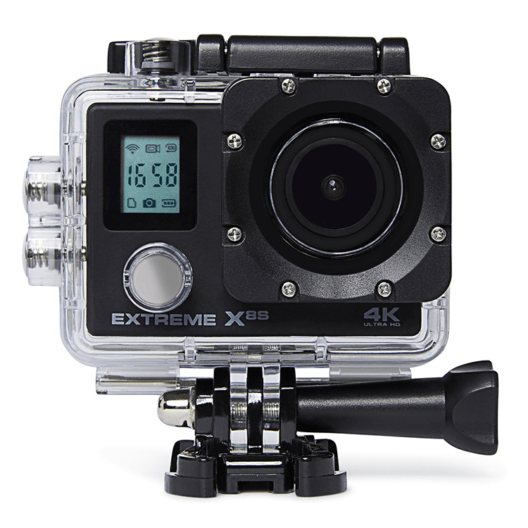 Nikkei X8S actioncam