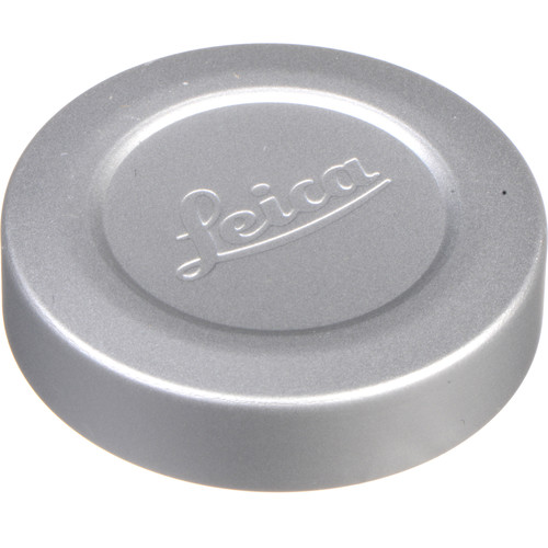Leica 14551 Front Lens Cap for M 35mm f/2 aluminium silver anodized finish