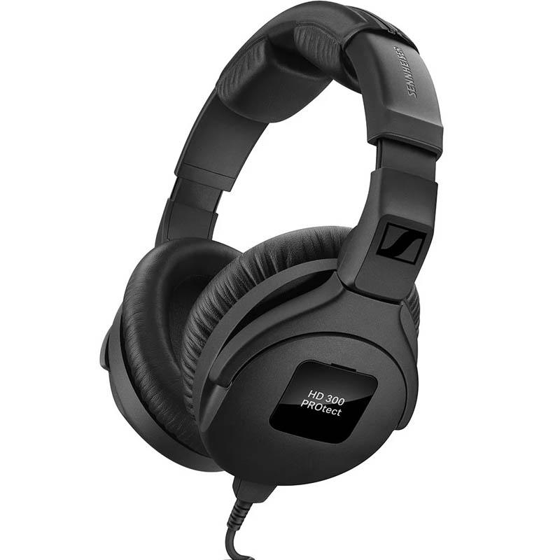 Sennheiser HD 300 PROtect hoofdtelefoon met limiter