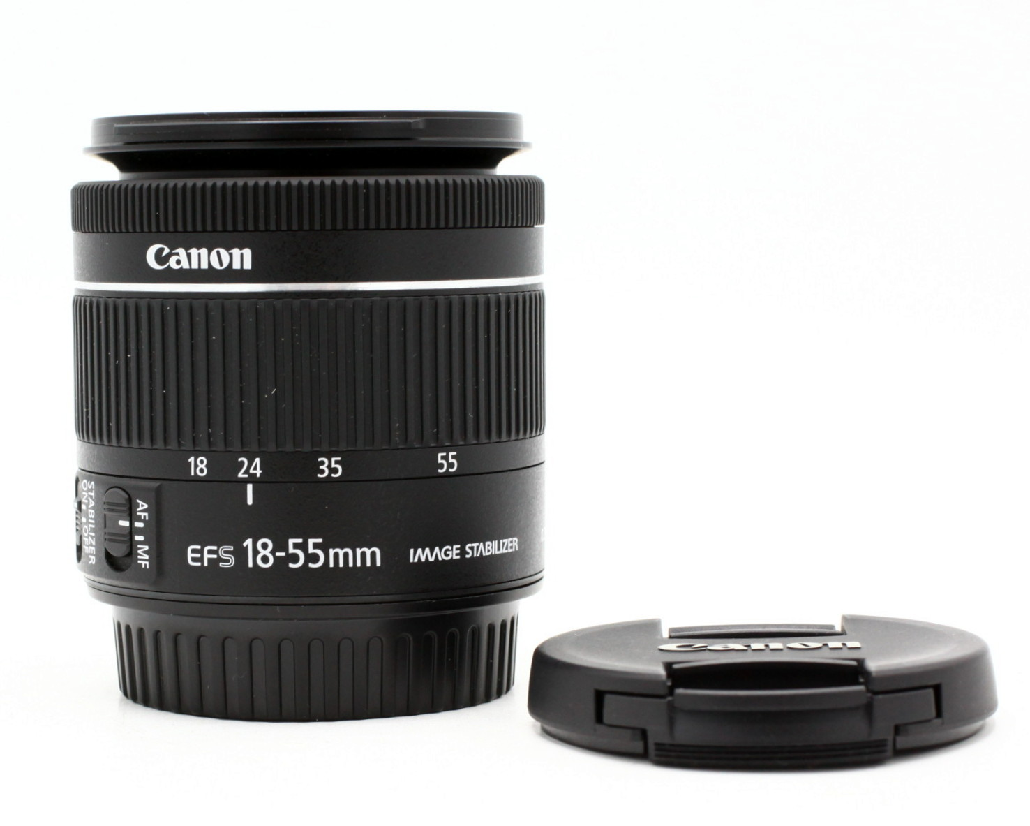 Canon EF-S 18-55mm F/4-5.6 iS STM COMPACT occasion