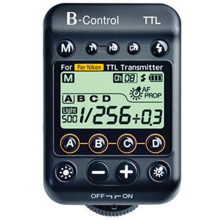 SMDV B Control TTL for Nikon