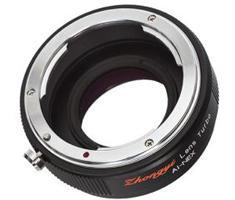 Zhongyi Mitakon Lens Turbo adapter Minolta MC/MD naar Sony Nex Mark 2