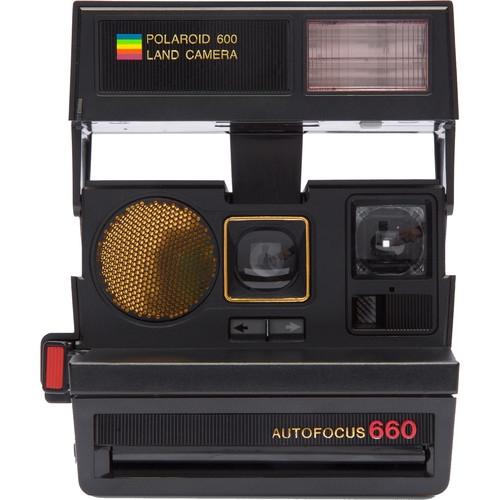 Impossible Refurbished Sun 660 AF Camera