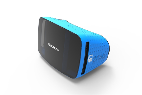 Homido Grab VR bril blauw