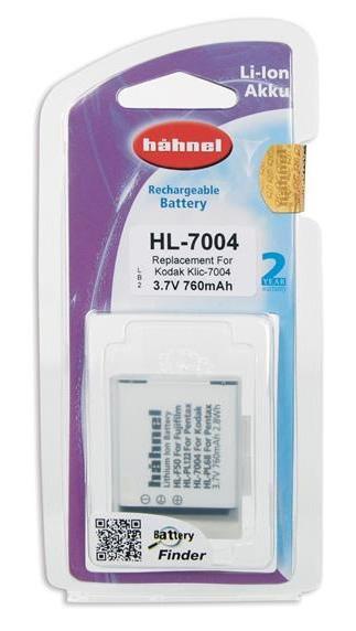 Hahnel HL-7004 accu