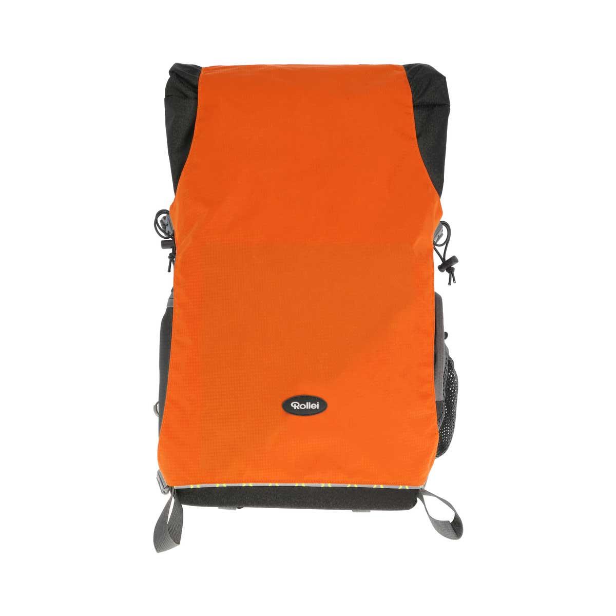 Rollei Traveler Backpack Canyon L 35L Sunrise Grey/Orange