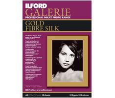 Ilford 1154029, Gold Fibre Silk, A4, 50 vel