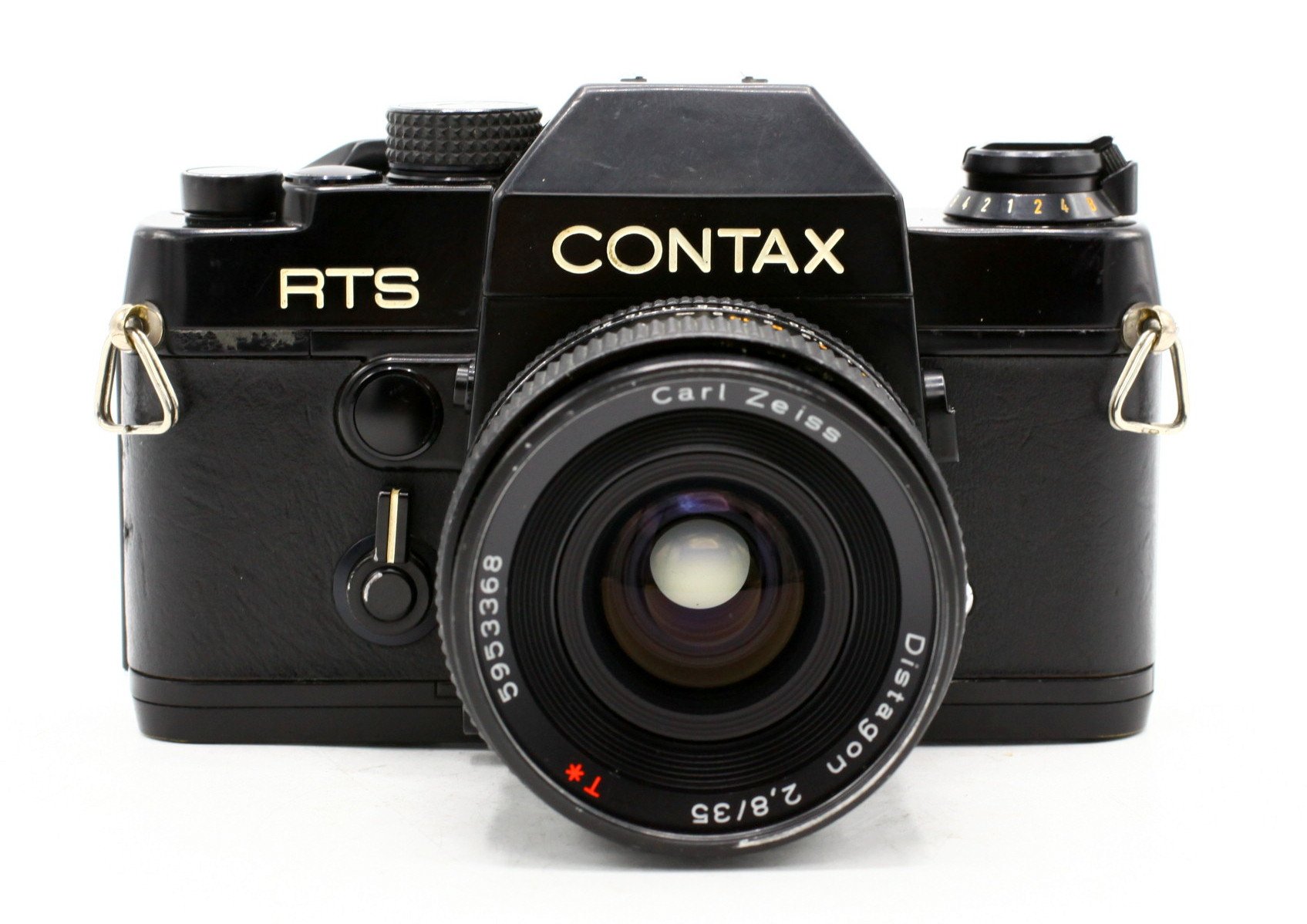 Contax RTS Body + Carl Zeiss 35mm F2.8 Distagon T* occasion