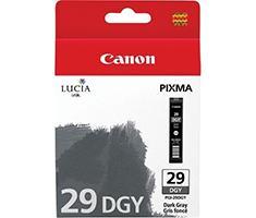 Canon PGI-29DGY Donkergrijs
