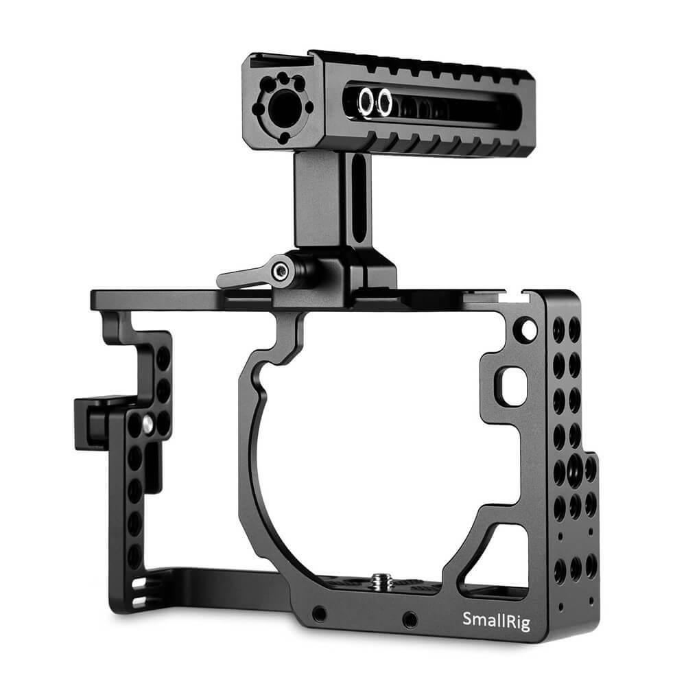 SmallRig 2009 Camera Accessory Kit for Panasonic GX85/GX80/GX7 mark II