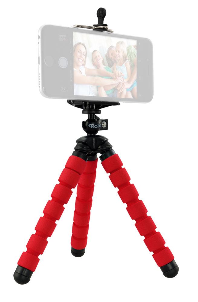 Rollei Selfie Mini Tripod Red