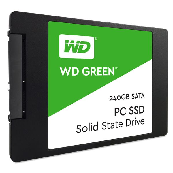Western Digital Green SSD 240GB 2,5 inch
