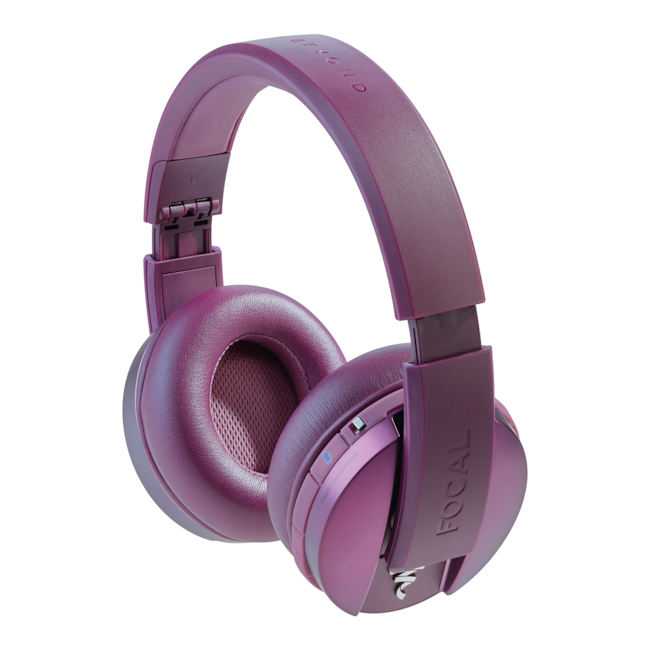 Focal Listen Wireless Chic (Paars/Purple)