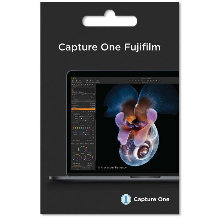 Capture One Pro 20 voor Fujifilm *DOWNLOAD*