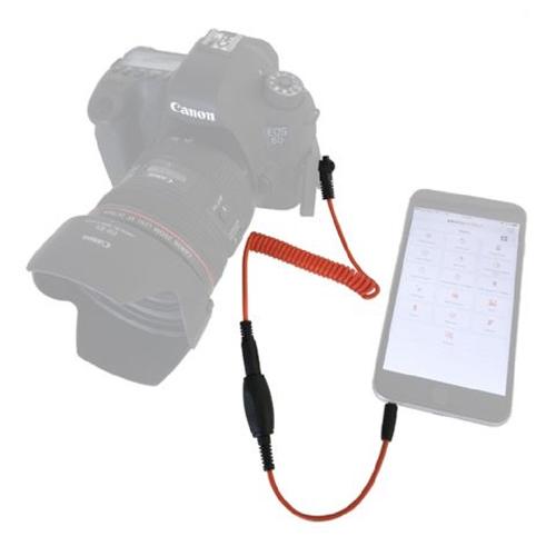 Miops Smartphone Afstandsbediening MD-O1 met O1 kabel voor Olympus
