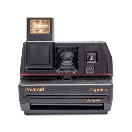 Polaroid 600 Impulse Camera
