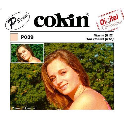 Cokin Warm 81Z filter P039