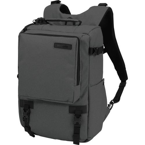 Pacsafe Camsafe Z16 Rugzak camera & 13 laptop Charcoal