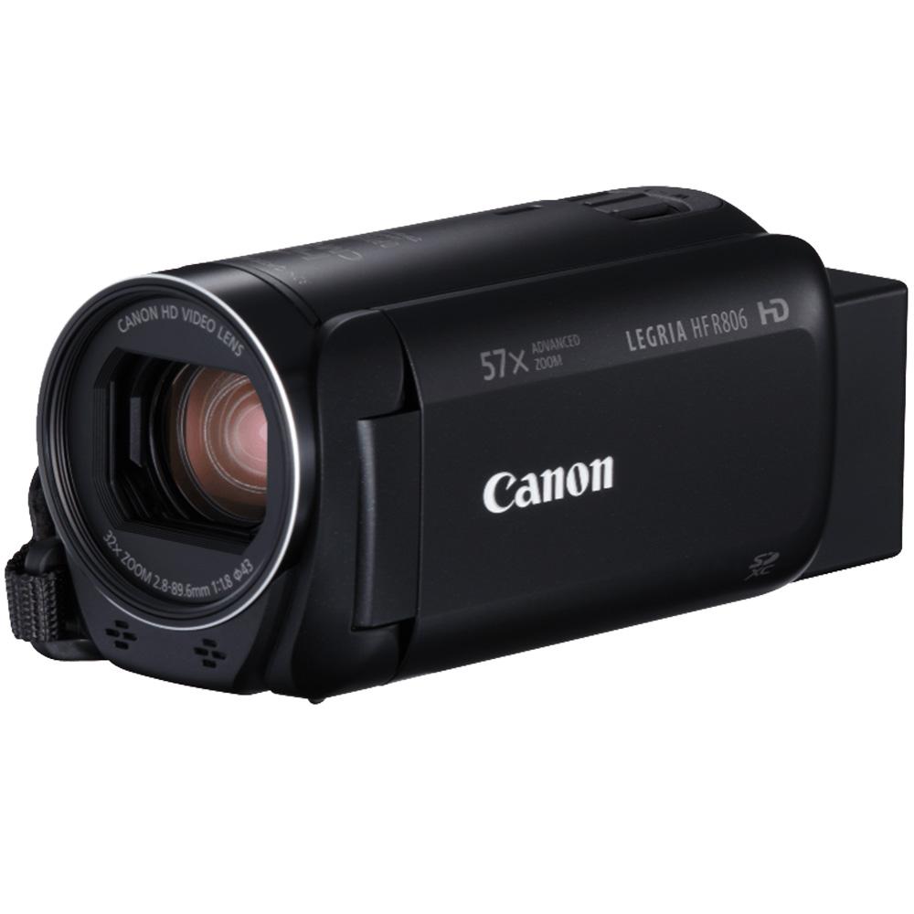 Canon Legria HF R806 zwart OUTLET MODEL