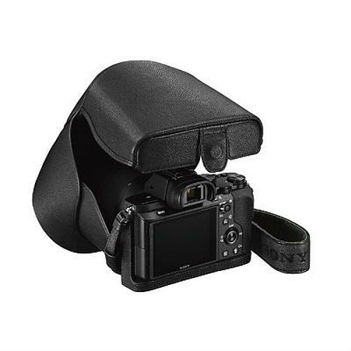 Sony LCS-ELCB Soft Case voor A7 Mark II