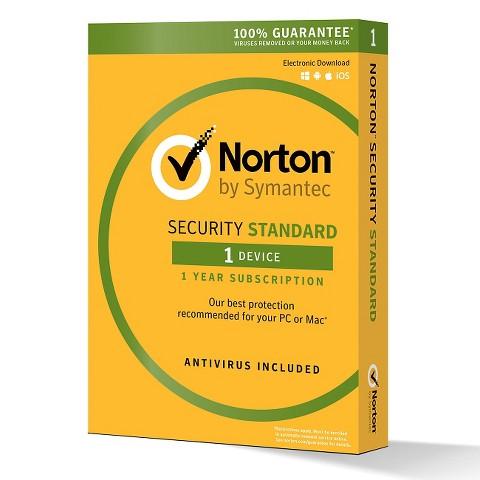 Norton Security Standard 3.0 (1 device, 1 year) NL