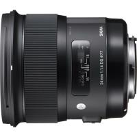 Sigma 24mm F1.4 DG HSM Art Canon