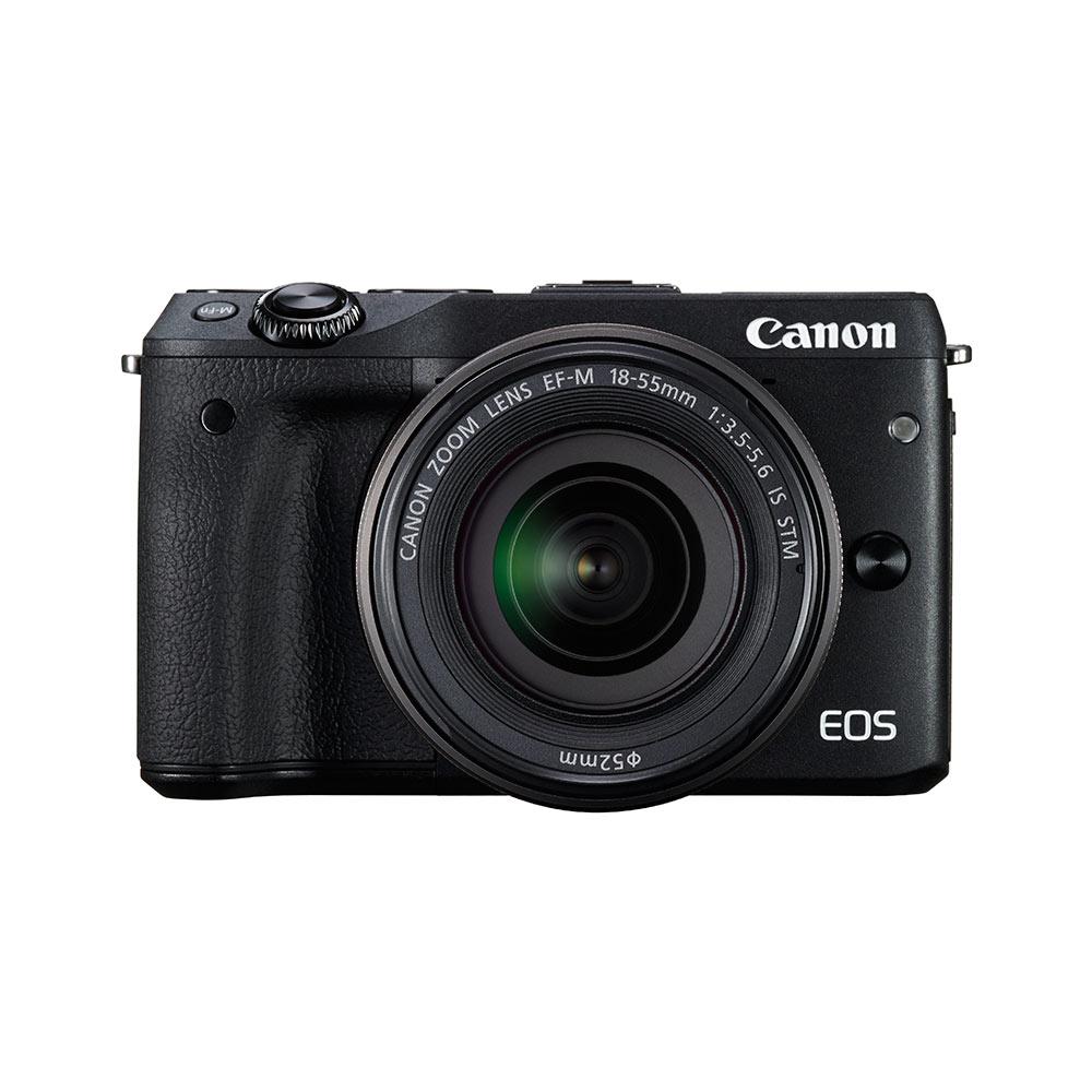 Canon EOS M3 + 18-55mm STM