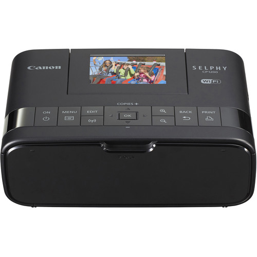 Canon SELPHY CP1200 BLACK (0599C002)