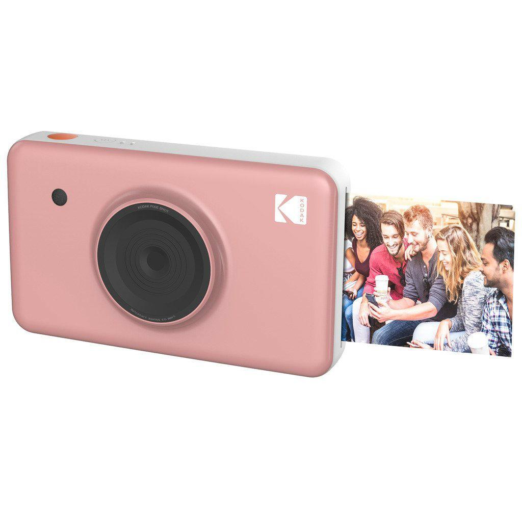 Kodak Minishot instant camera pink