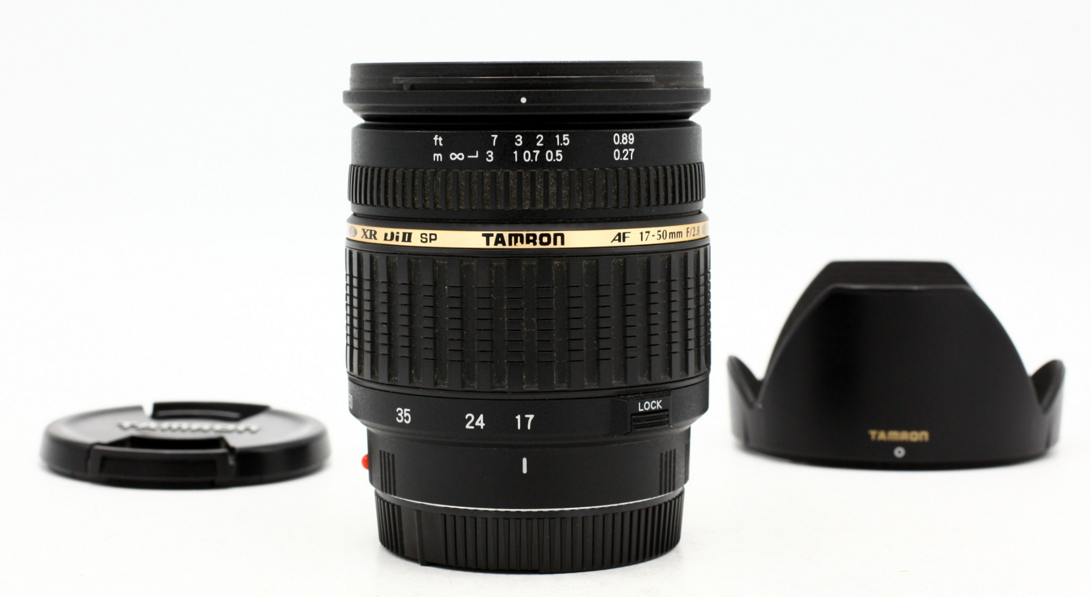 Tamron 17-50mm f/2.8 XR Di II Sony A occasion