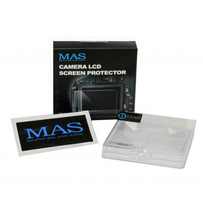 DÖRR MAS LCD protectors voor Nikon D7100