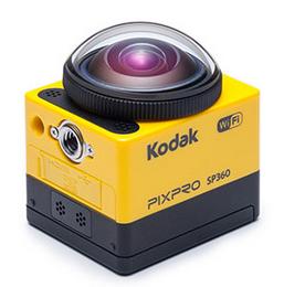 Kodak Pixpro SP360 Extreme (met onderwaterbehuizing)