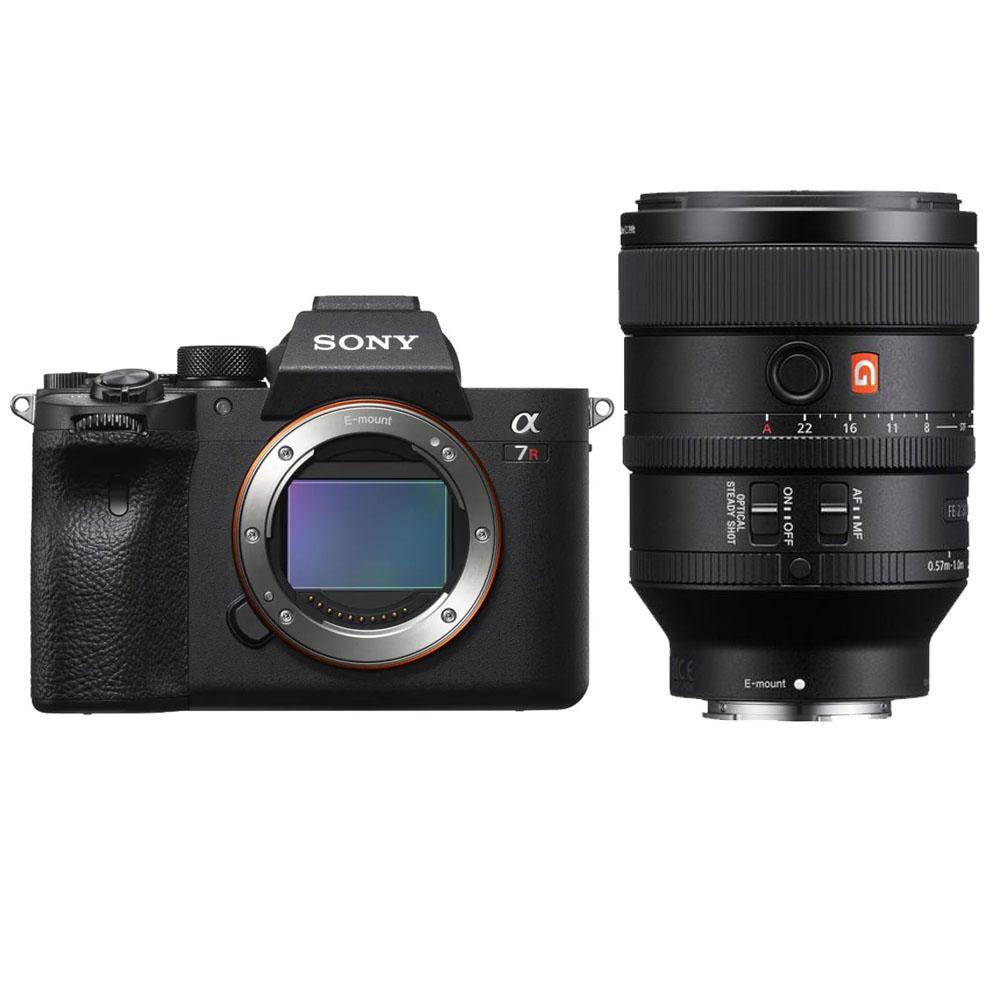 Sony A7R mark IV + 100mm F/2.8 STF GM