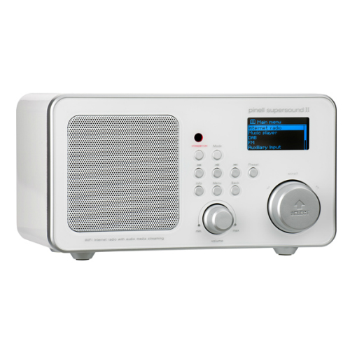 Pinell Supersound II+, Wit
