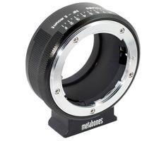 Metabones Nikon G naar Sony E-Mount / Nikon G naar Sony E-Mount camera met AS compatibel statiefvoet en diafragma ring
