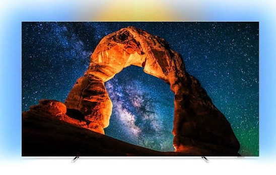 Philips 65OLED803/12- Ambilight