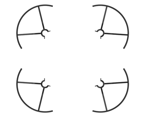 Tello Part 3 Propeller Guards
