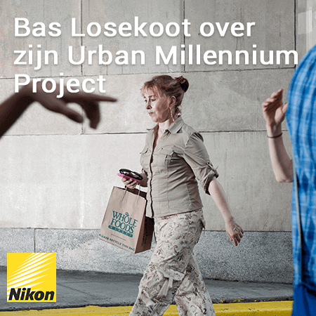 Bas Losekoot over zijn Urban Millennium Project