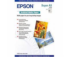 Epson S041340 A3+ Archival Matte 50 vel