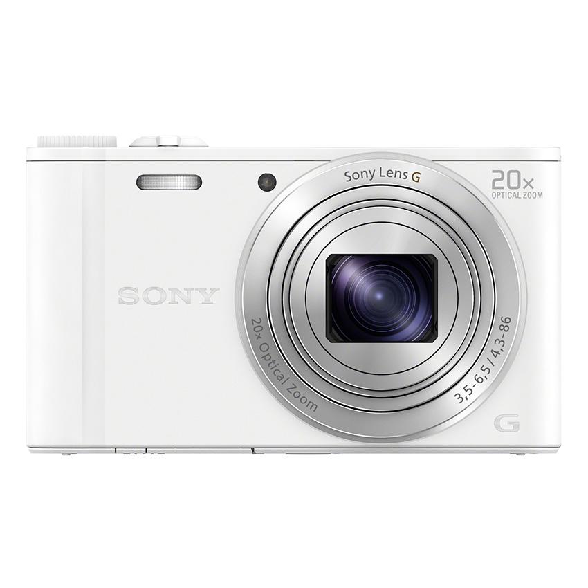 Sony Cybershot DSC-WX350 - wit