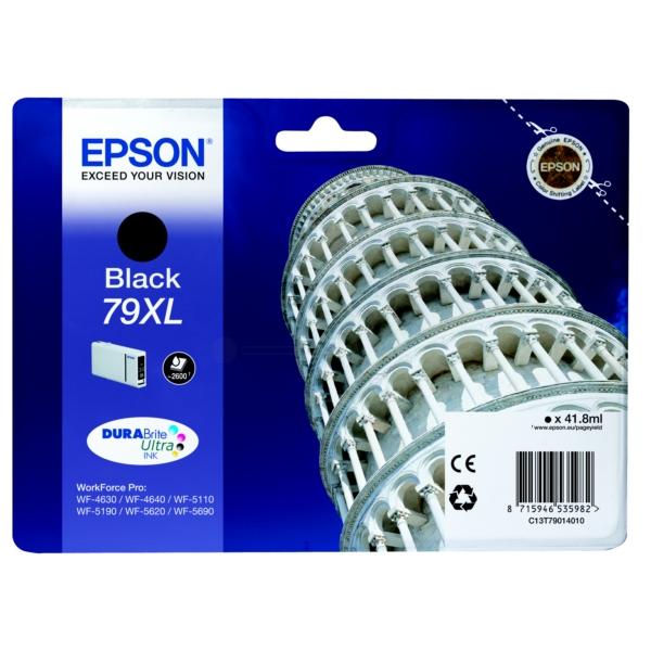 Epson SP zwart 79XL DuraBrite UltraInk