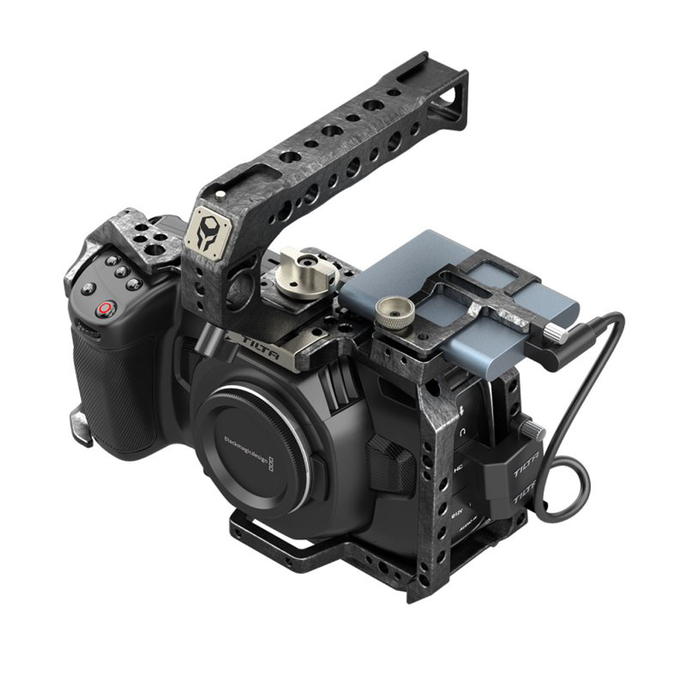Tilta TA-T01-B Basic Kit voor Blackmagic Pocket Cinema Camera 4K