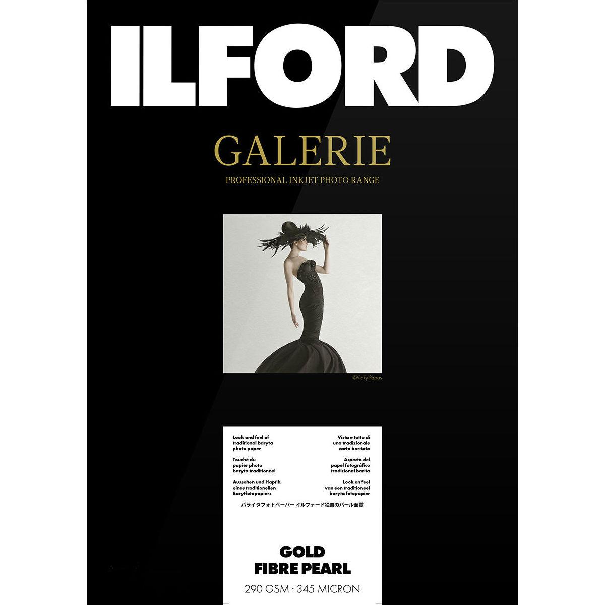 Ilford Gold Fibre Pearl A3 25 vel