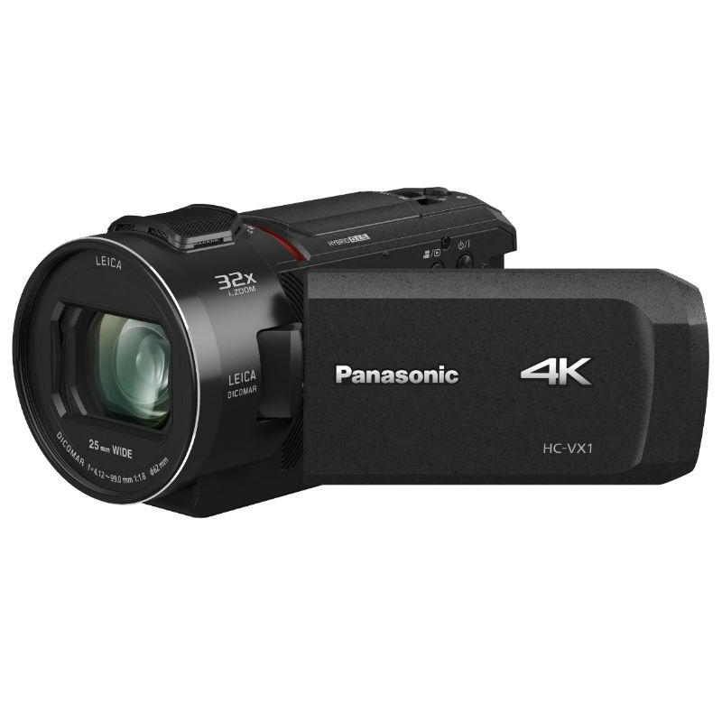 Panasonic HC-VX1EG-K 4K Videocamera OUTLET