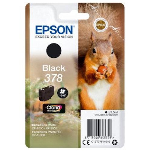 Epson 378 Squirrel zwart