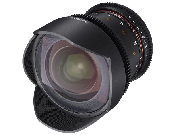 Samyang 14mm T3.1 II VDSLR Sony E