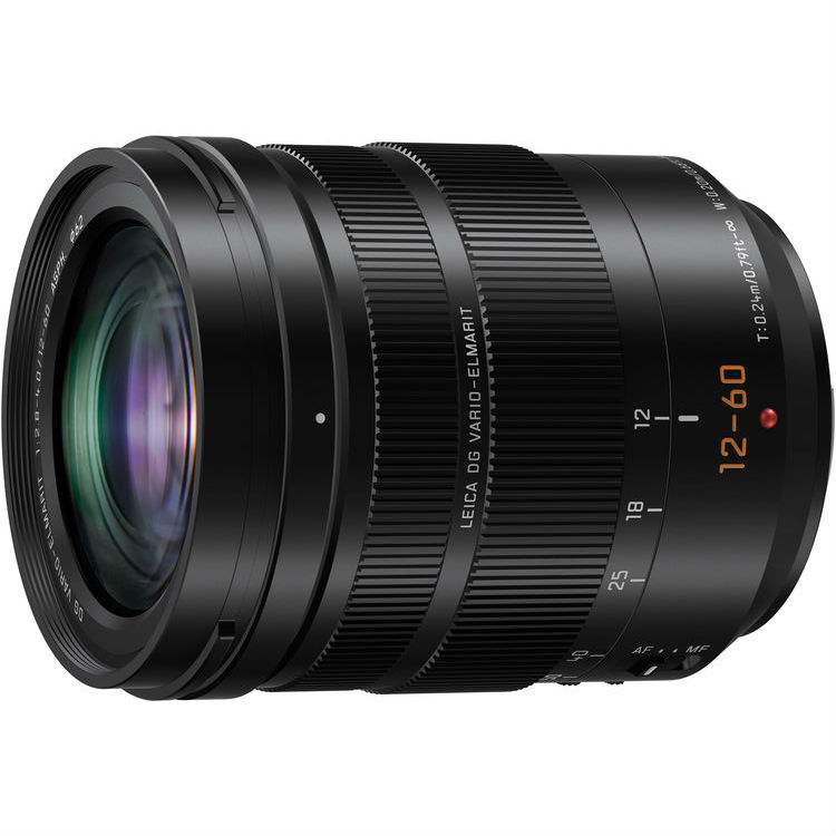 Panasonic MFT 12-60mm F/2.8-4.0 ASPH Power OIS Leica DG Vario-Elmarit