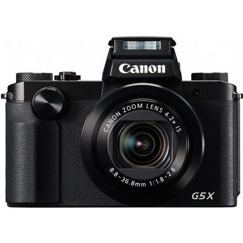 Canon PowerShot G5 X compact camera