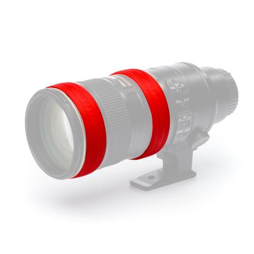 easyCover Lens Rings red