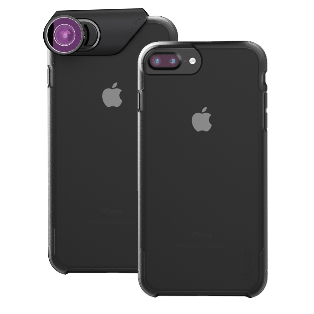 Olloclip iPhone 7/7 Plus Core Lens black + OlloCase